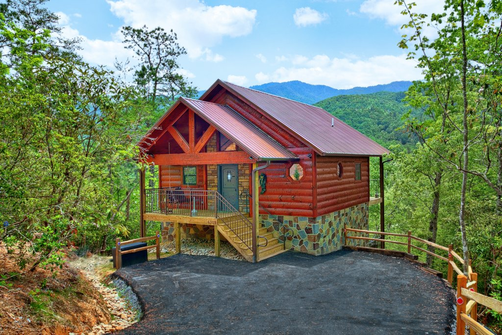 Photo of a Gatlinburg Cabin named Ever After - This is the twenty-first photo in the set.
