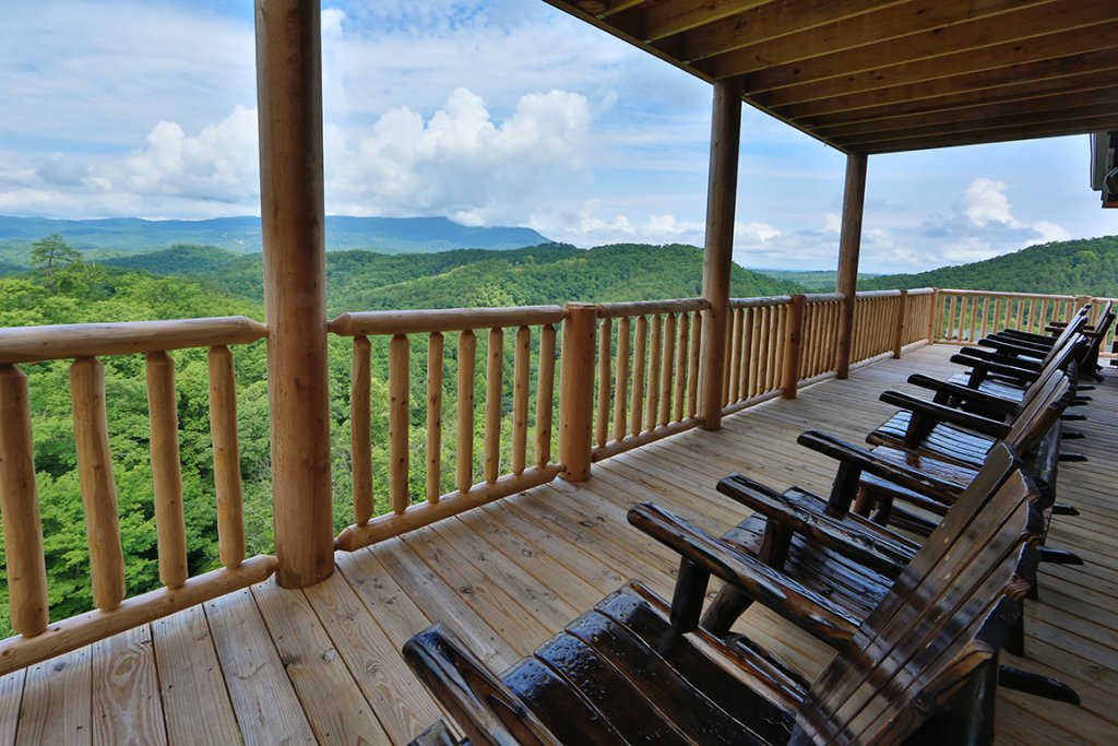 Photo of a Pigeon Forge Cabin named Picture Perfect - This is the eighth photo in the set.