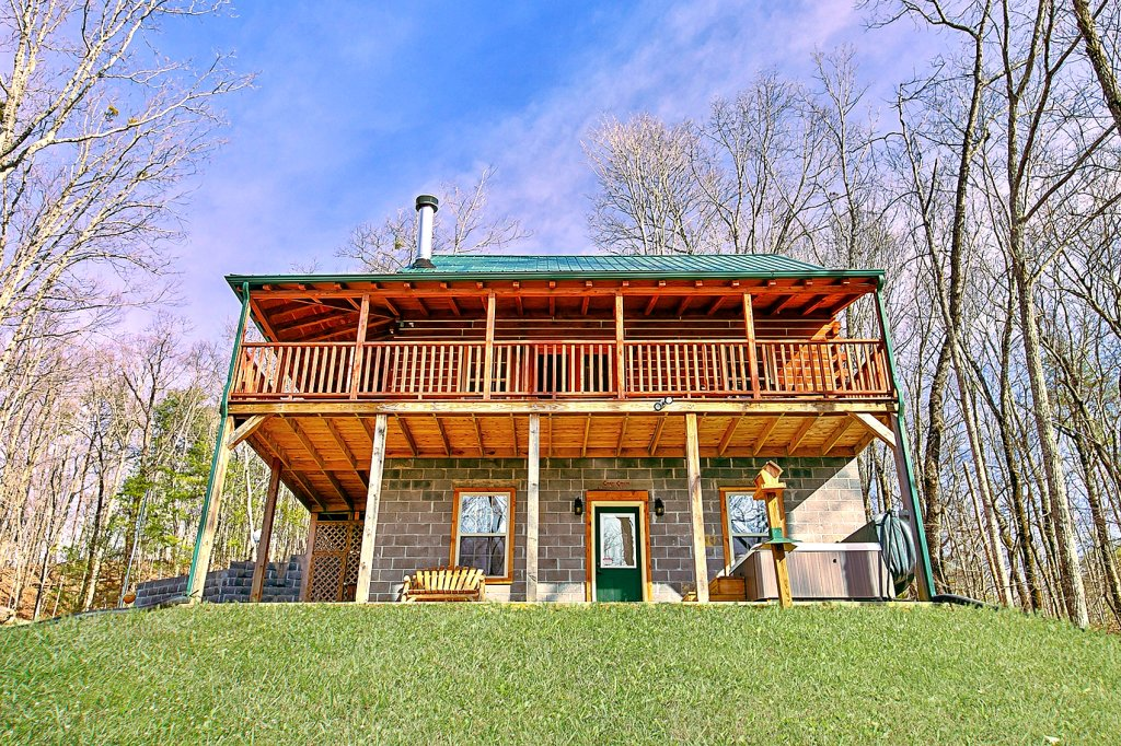Deer To My Heart Cabin In Sevierville W 2 Br Sleeps9