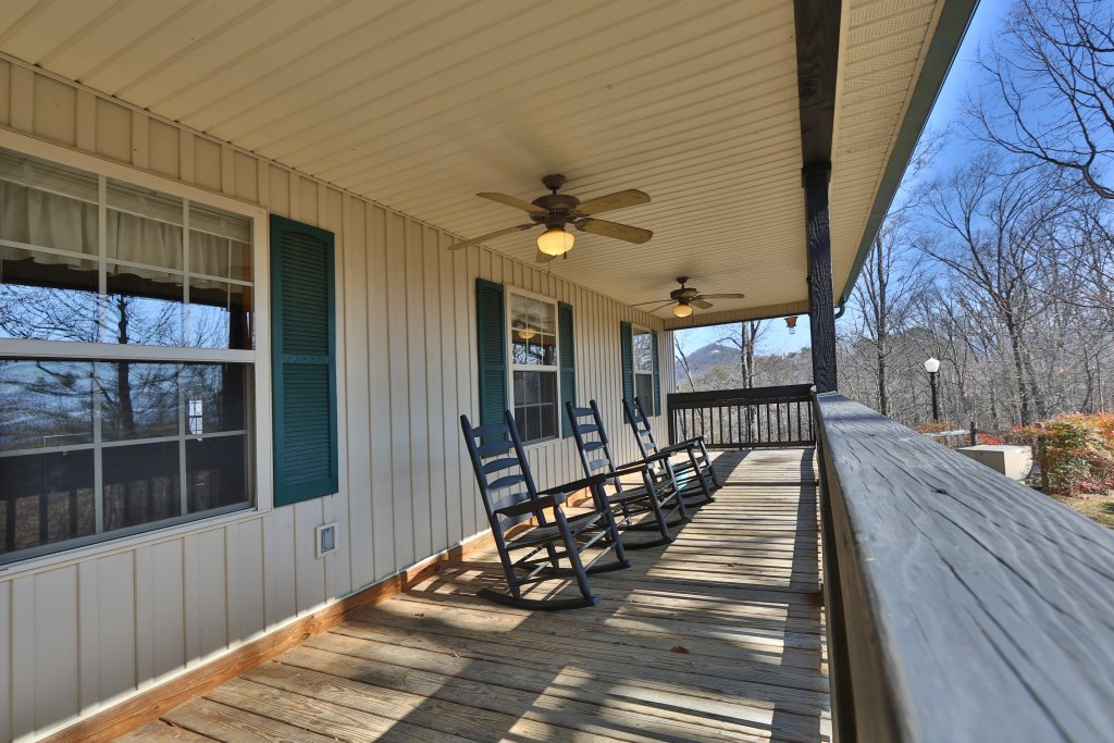 Photo of a Pigeon Forge Cabin named Magnolia Place Unit 2 (#5) - This is the tenth photo in the set.