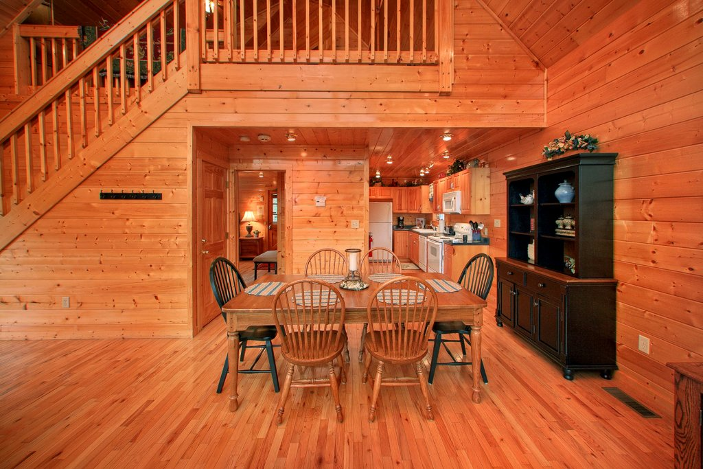 Photo of a Gatlinburg Cabin named Knotty Pine Delight - This is the eighth photo in the set.
