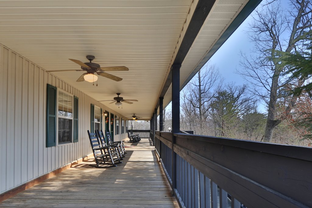 Photo of a Pigeon Forge Cabin named Magnolia Place Unit 2 (#5) - This is the eleventh photo in the set.