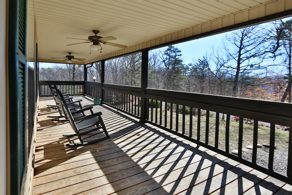 Photo of a Pigeon Forge Cabin named Magnolia Place Unit 2 (#5) - This is the sixth photo in the set.