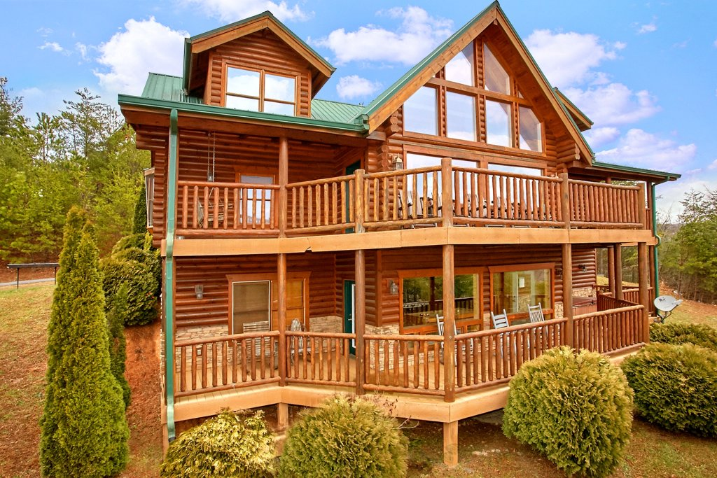 Photo of a Gatlinburg Cabin named Heavenly Heights - This is the twentieth photo in the set.