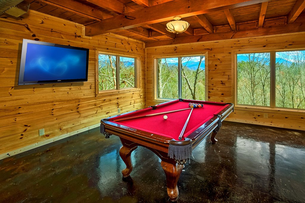 Photo of a Gatlinburg Cabin named Urban Cowboy - This is the ninth photo in the set.