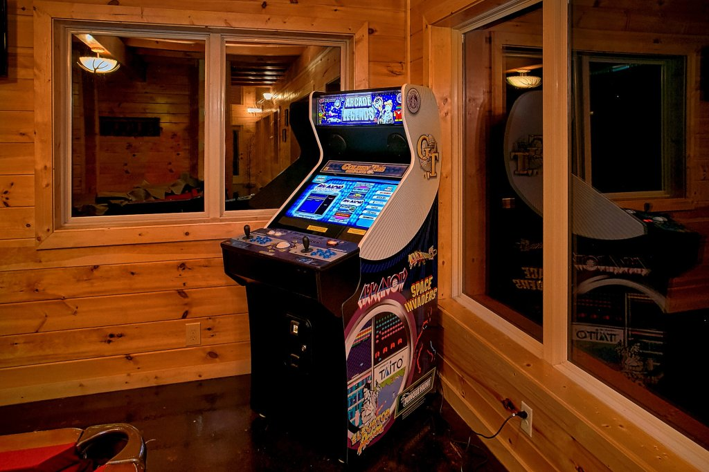 Photo of a Gatlinburg Cabin named Urban Cowboy - This is the tenth photo in the set.