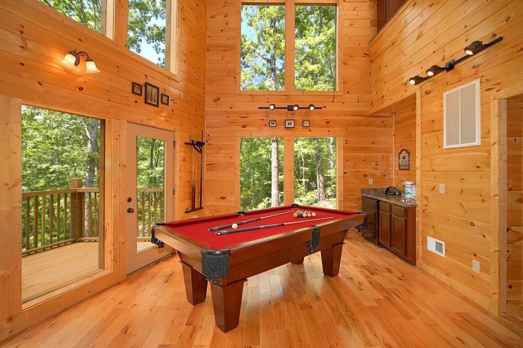 Photo of a Gatlinburg Cabin named Secret Garden - This is the third photo in the set.
