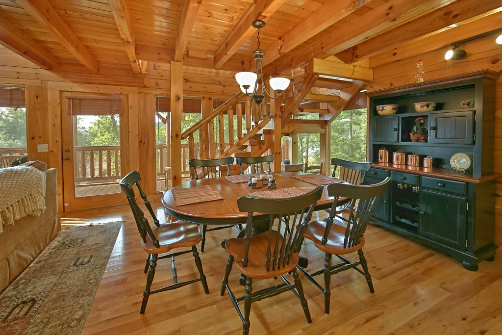 Photo of a Pigeon Forge Cabin named Sweet Retreat - This is the fourteenth photo in the set.