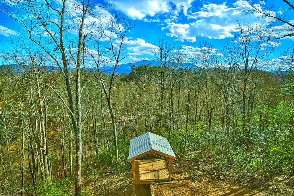 Photo of a Gatlinburg Cabin named Urban Cowboy - This is the twenty-ninth photo in the set.