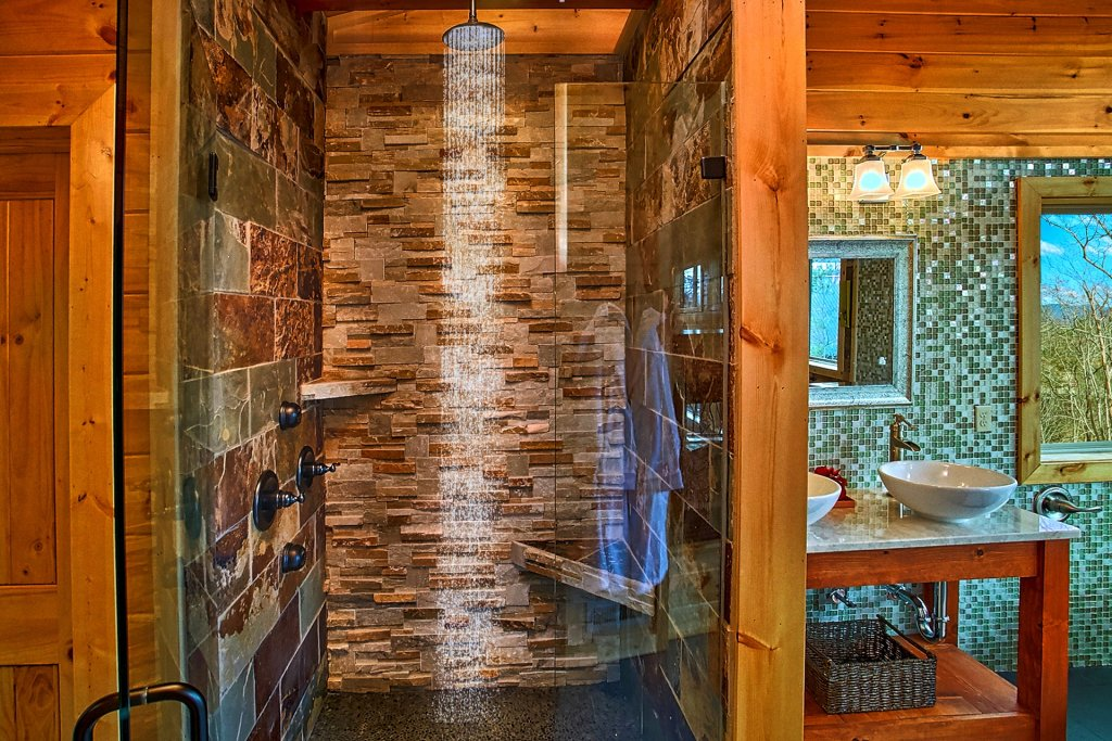 Photo of a Gatlinburg Cabin named Urban Cowboy - This is the twenty-third photo in the set.