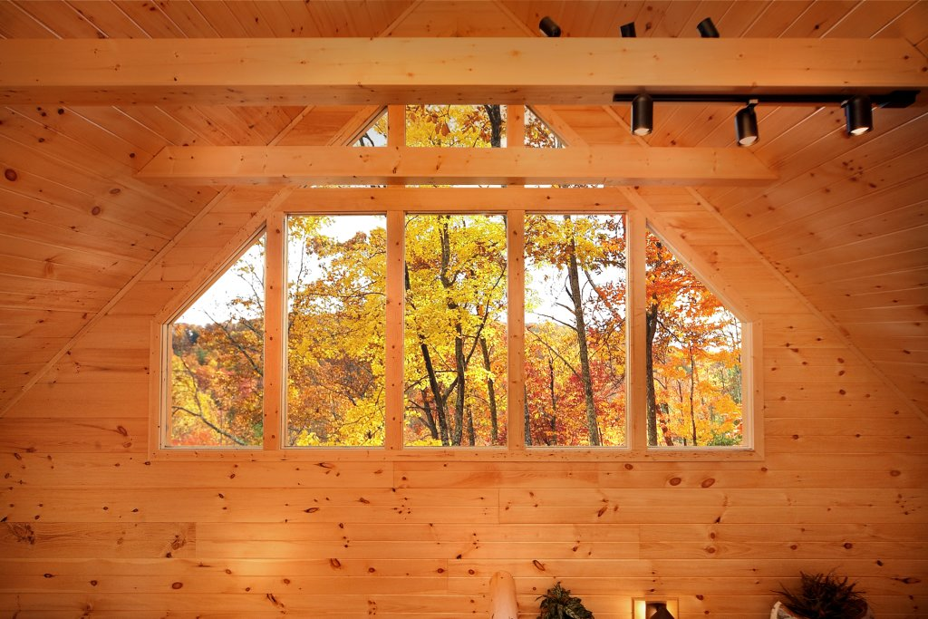 Photo of a Gatlinburg Cabin named Living In Paradise - This is the eighth photo in the set.