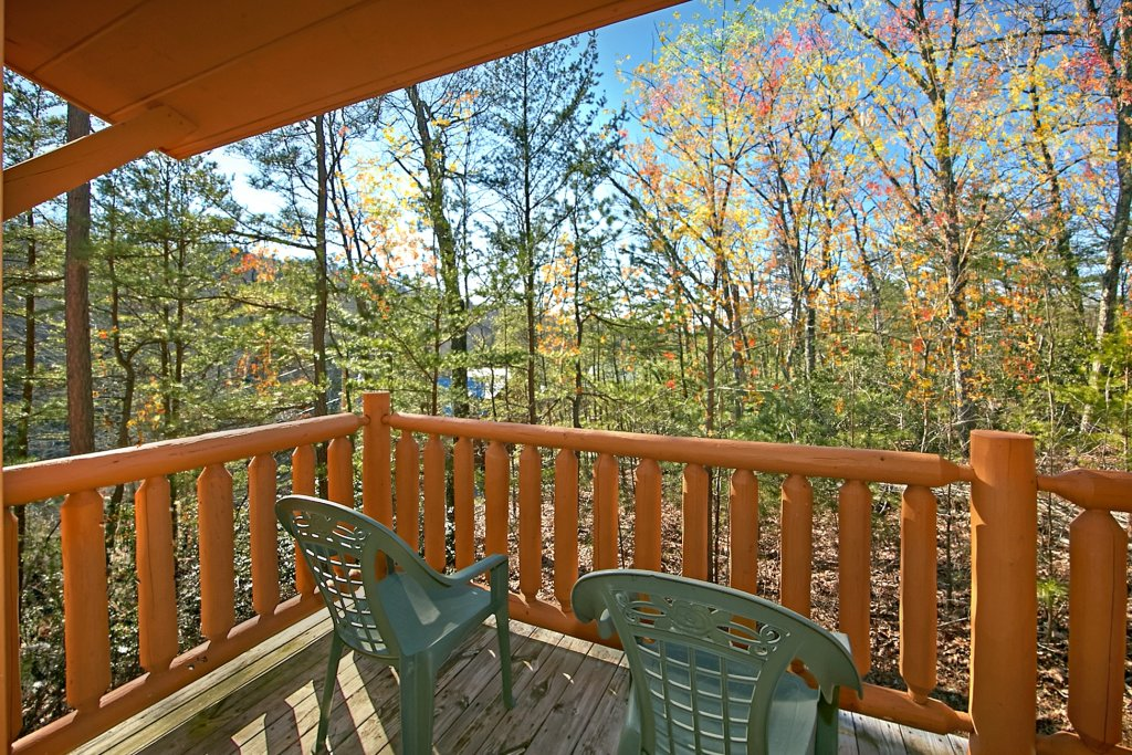 Photo of a Gatlinburg Cabin named A Secret Hideaway - This is the first photo in the set.