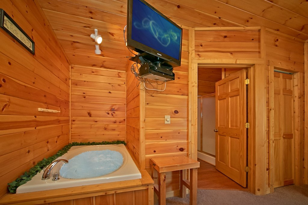 Photo of a Gatlinburg Cabin named A Secret Hideaway - This is the eighteenth photo in the set.