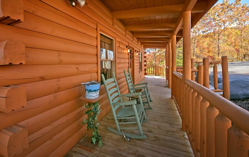 Photo of a Gatlinburg Cabin named A Secret Hideaway - This is the seventeenth photo in the set.