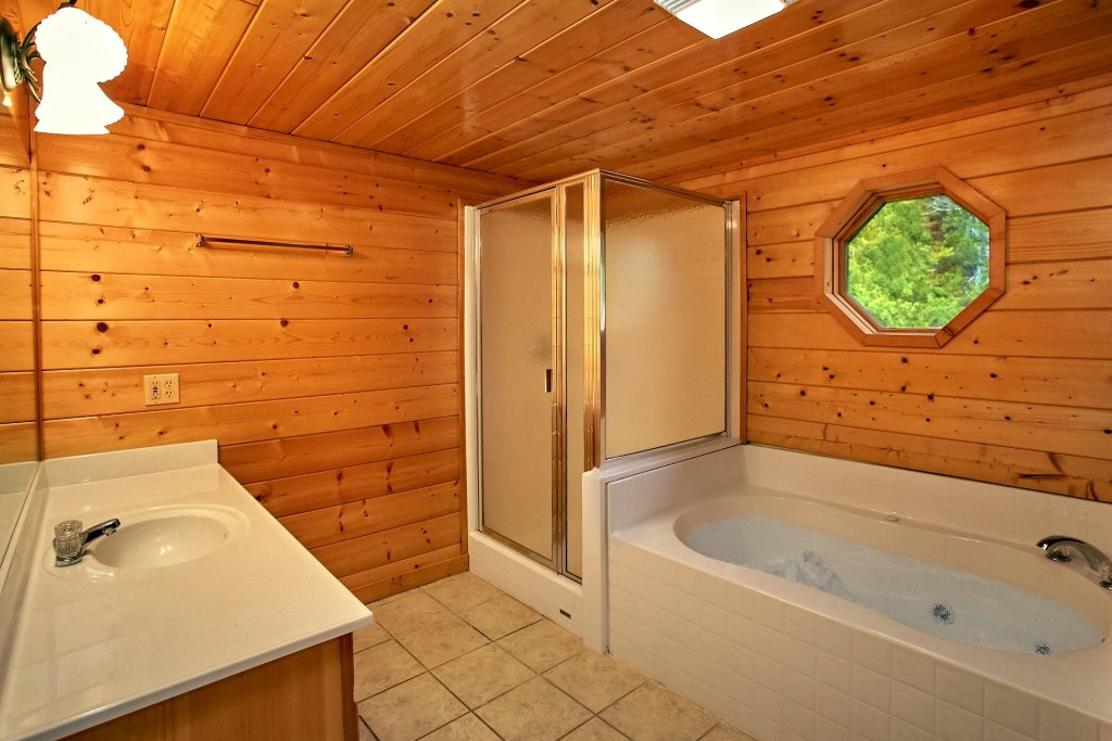 Photo of a Gatlinburg Cabin named Heavenly Heights - This is the sixteenth photo in the set.