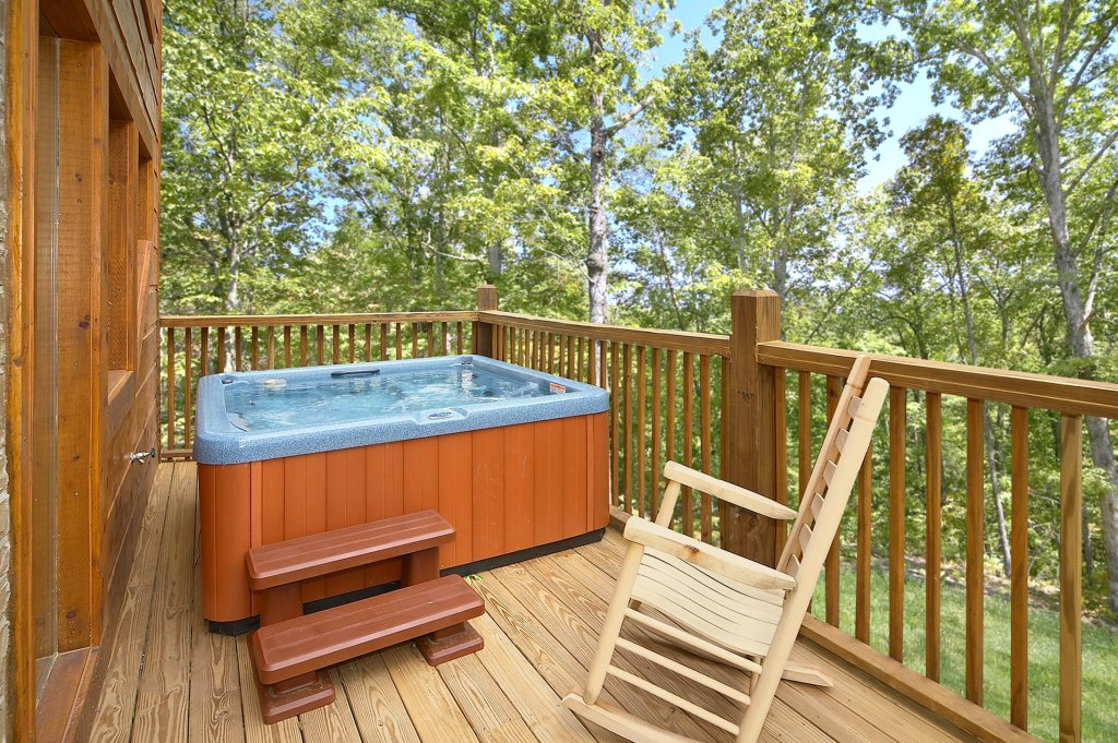 Photo of a Gatlinburg Cabin named Secret Garden - This is the second photo in the set.