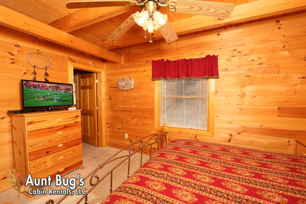 Photo of a Gatlinburg Cabin named Morning Mist #246 - This is the twelfth photo in the set.