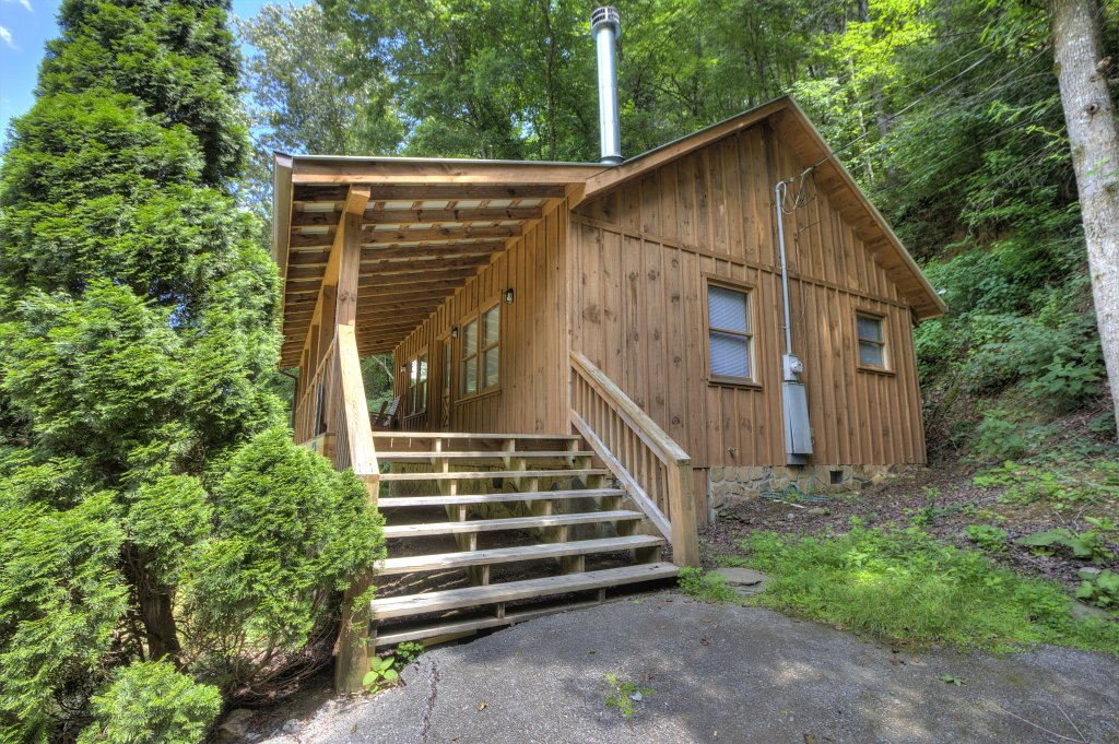 Photo of a Pigeon Forge Cabin named Stream Of Love #374 - This is the seventh photo in the set.