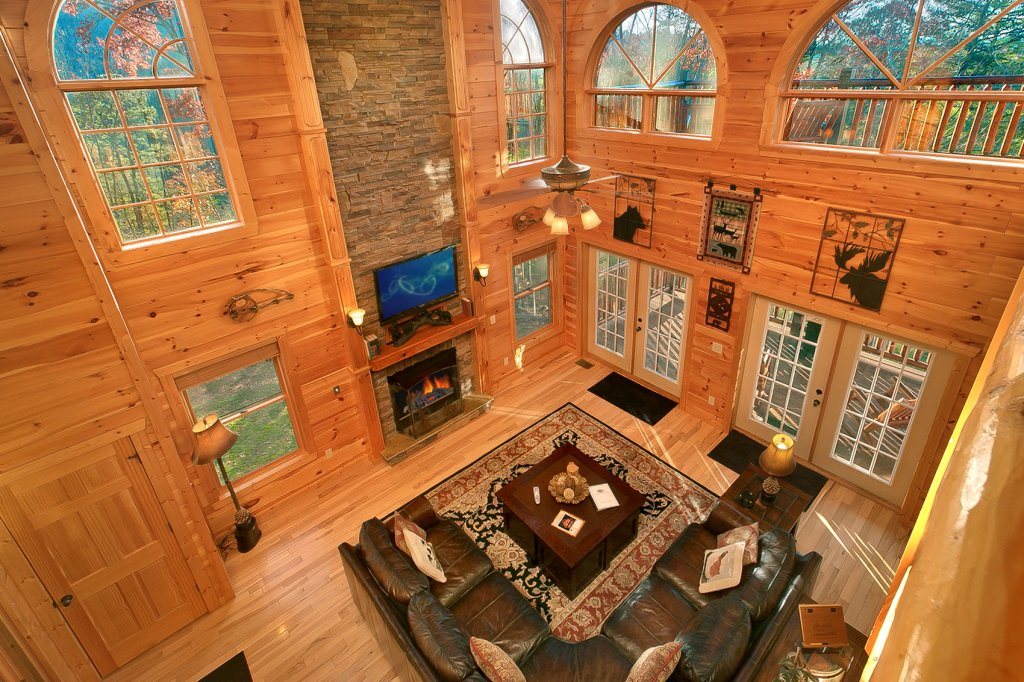 Photo of a Gatlinburg Cabin named Mountain Bliss - This is the tenth photo in the set.