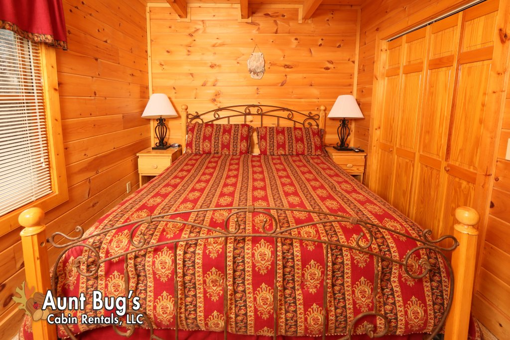 Photo of a Gatlinburg Cabin named Morning Mist #246 - This is the eighth photo in the set.