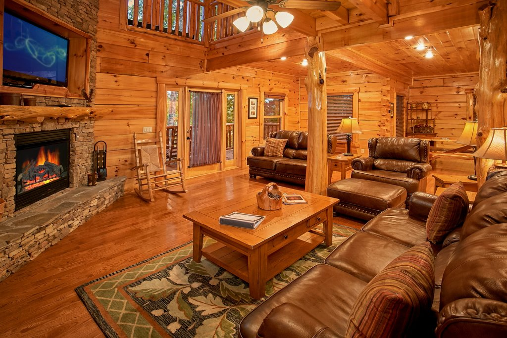 Photo of a Pigeon Forge Cabin named Pinnacle Vista - This is the thirteenth photo in the set.