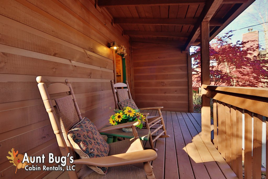 Photo of a Gatlinburg Cabin named Morning Mist #246 - This is the twentieth photo in the set.