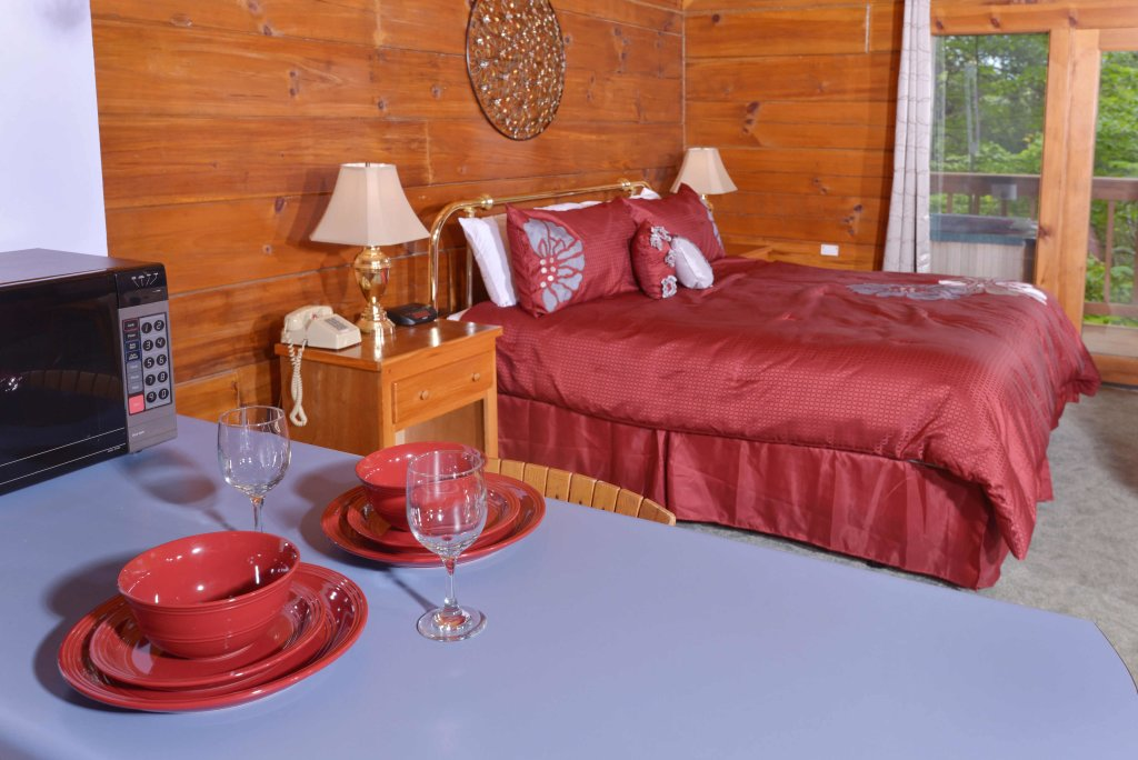 Photo of a Gatlinburg Cabin named Foxy Lady #1531 - This is the fifteenth photo in the set.
