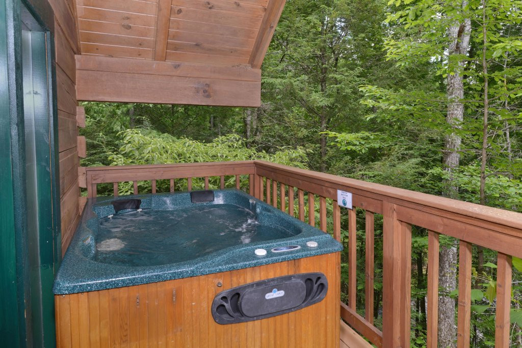 Photo of a Gatlinburg Cabin named Foxy Lady #1531 - This is the eleventh photo in the set.