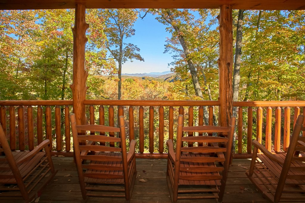 Photo of a Pigeon Forge Cabin named Pinnacle Vista - This is the sixth photo in the set.