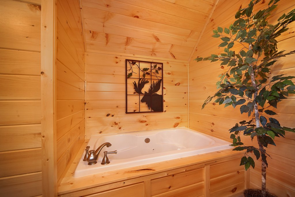 Photo of a Gatlinburg Cabin named Living In Paradise - This is the tenth photo in the set.