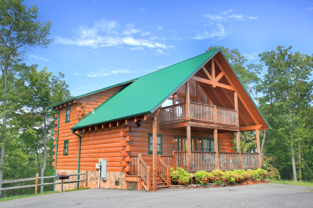 Photo of a Gatlinburg Cabin named Life's A Bear - This is the fourteenth photo in the set.