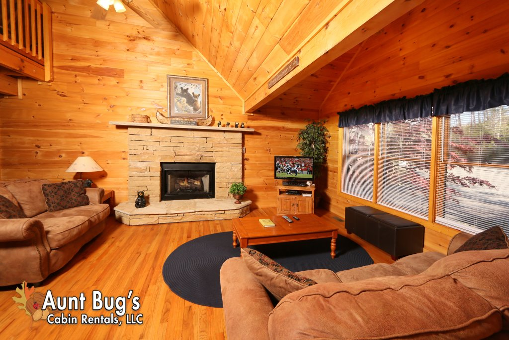 Photo of a Gatlinburg Cabin named Morning Mist #246 - This is the sixteenth photo in the set.