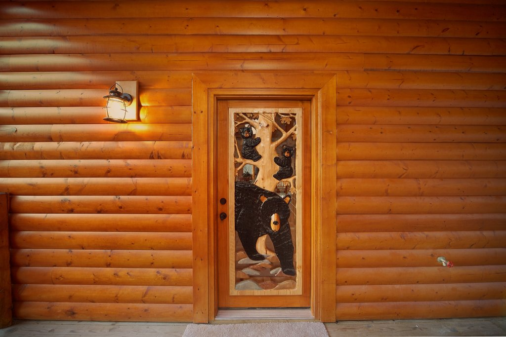 Photo of a Gatlinburg Cabin named Living In Paradise - This is the thirteenth photo in the set.