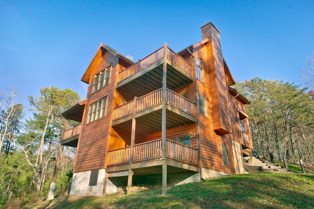 Photo of a Gatlinburg Cabin named Mountain Bliss - This is the twenty-fourth photo in the set.