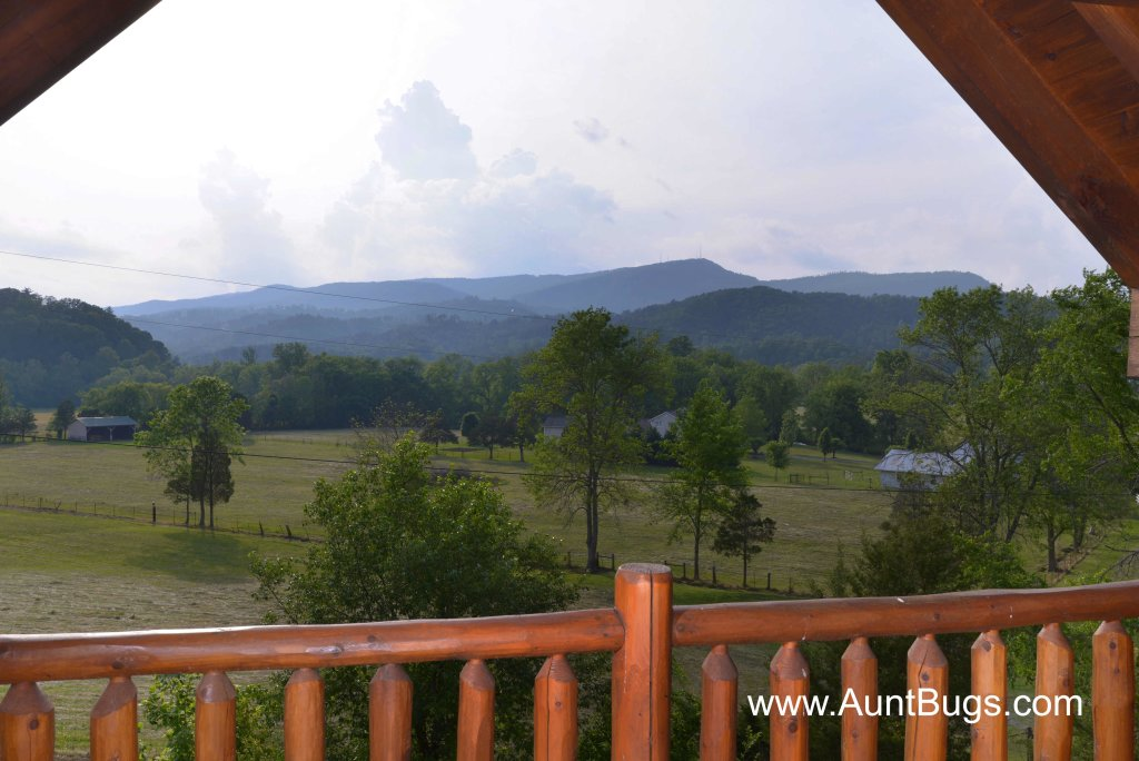 Photo of a Sevierville Cabin named Poolside Retreat #221 - This is the twenty-fifth photo in the set.