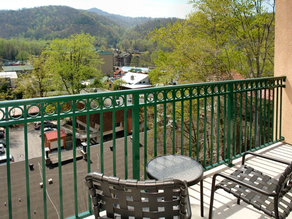 Photo of a Gatlinburg Condo named Gatlinburg Condos On Parkway - This is the first photo in the set.