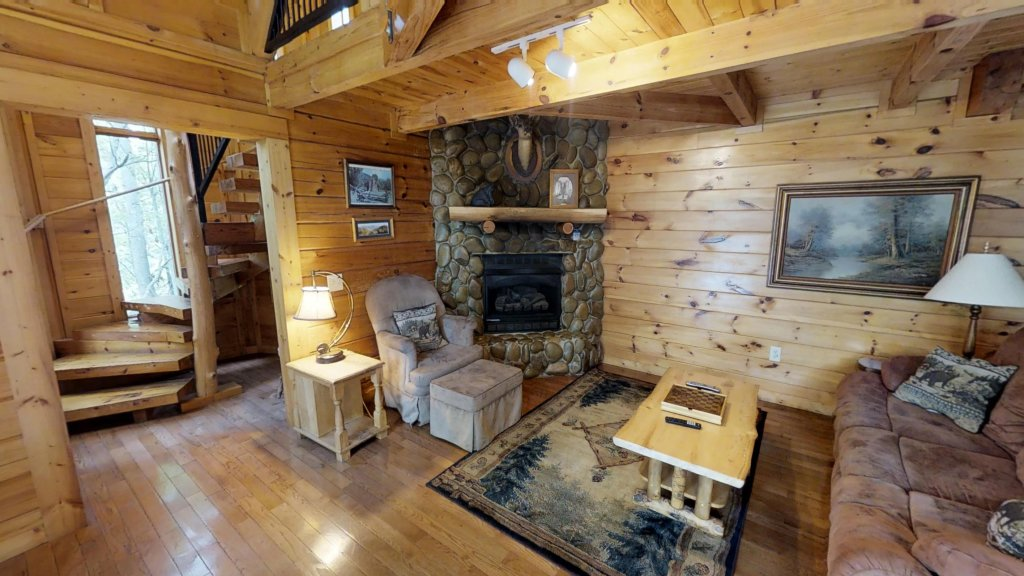 Photo of a Gatlinburg Cabin named Highlander #224 - This is the tenth photo in the set.