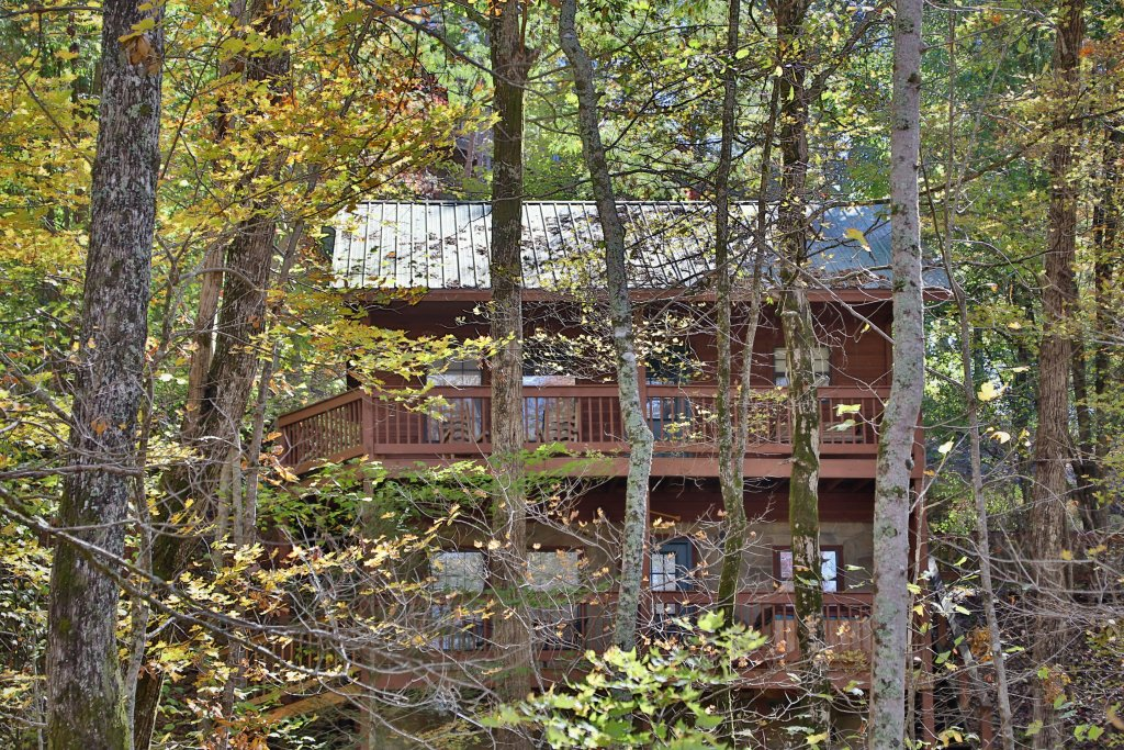 Photo of a Pigeon Forge Cabin named Four Seasons #193 - This is the ninth photo in the set.