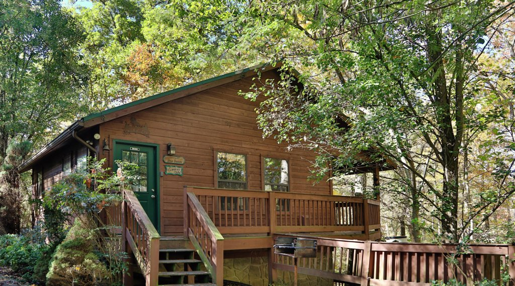 Photo of a Pigeon Forge Cabin named Four Seasons #193 - This is the first photo in the set.
