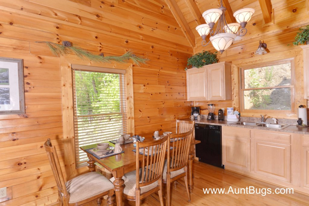 Photo of a Sevierville Cabin named Poolside Retreat #221 - This is the fifth photo in the set.