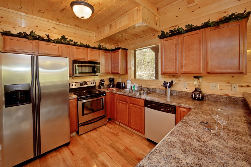 Photo of a Gatlinburg Cabin named Cherokee Charm - This is the thirteenth photo in the set.