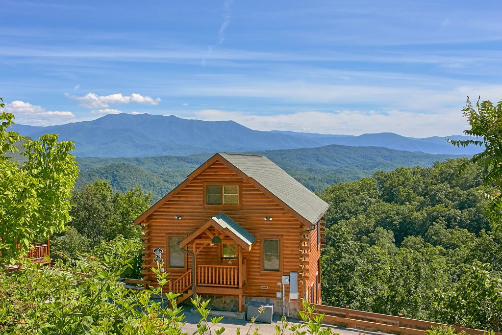 Photo of a Pigeon Forge Cabin named Incredible Views - This is the eighteenth photo in the set.