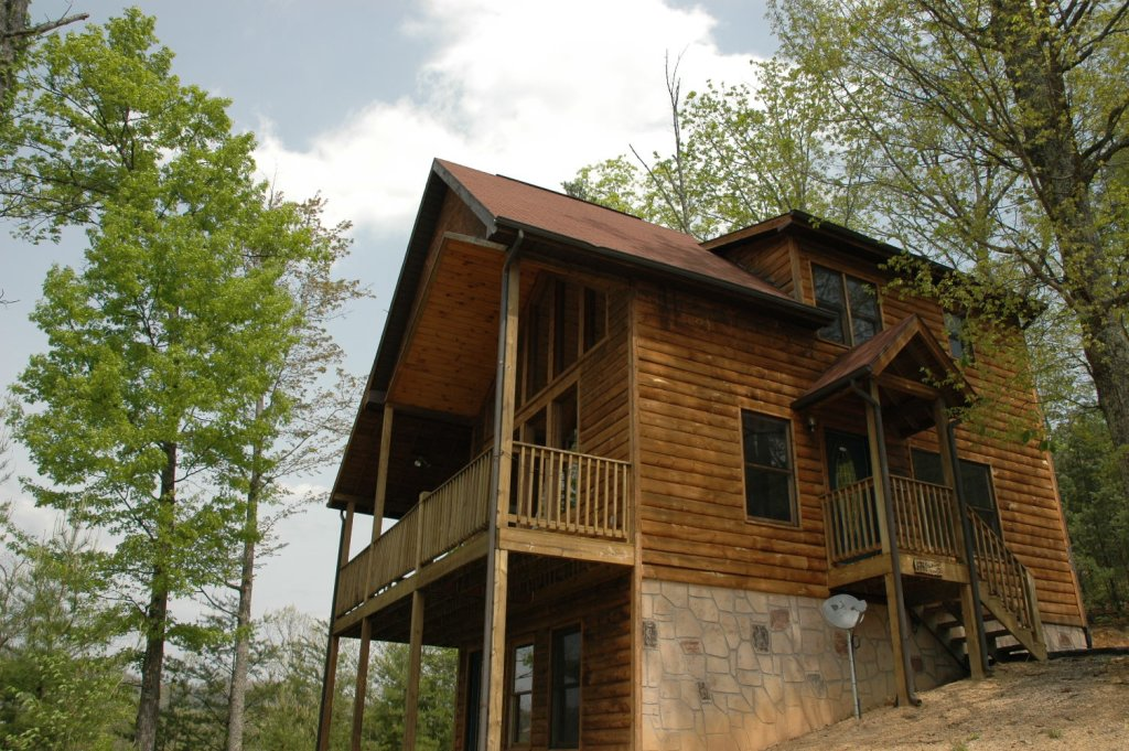 Photo of a Pigeon Forge Cabin named A Smoky Mountain Dream #291 - This is the seventy-third photo in the set.