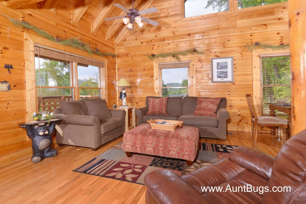 Photo of a Sevierville Cabin named Poolside Retreat #221 - This is the sixth photo in the set.