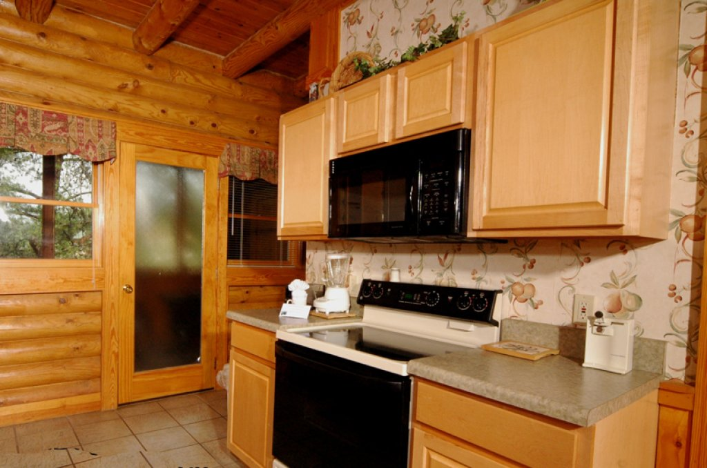 Photo of a Pigeon Forge Cabin named Dollys Dream #284 - This is the tenth photo in the set.