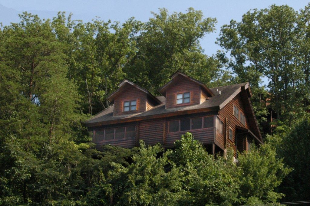 Photo of a Pigeon Forge Cabin named Dollys Dream #284 - This is the eighth photo in the set.