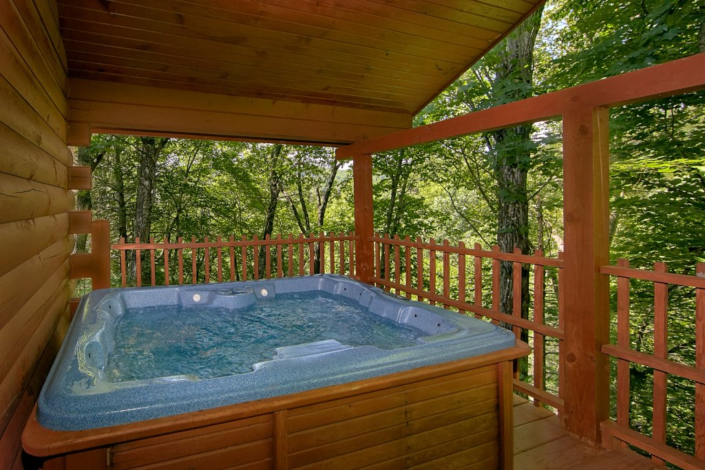 Photo of a Gatlinburg Cabin named Suite Harmony #243 - This is the twelfth photo in the set.