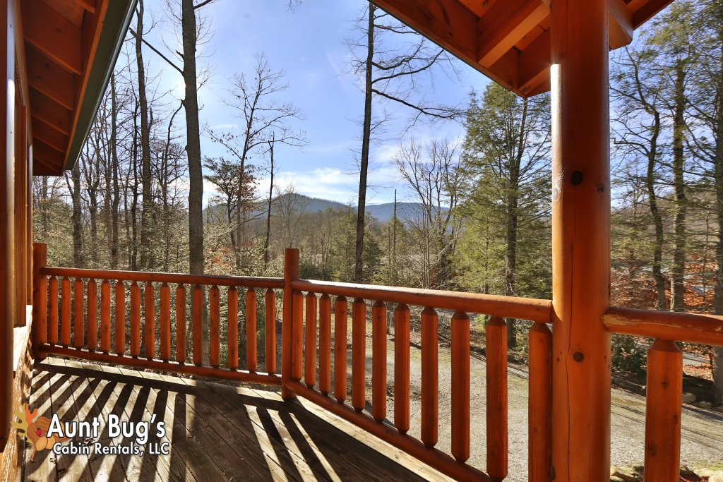 Photo of a Gatlinburg Cabin named Swimmin With Bears #375 - This is the thirty-second photo in the set.