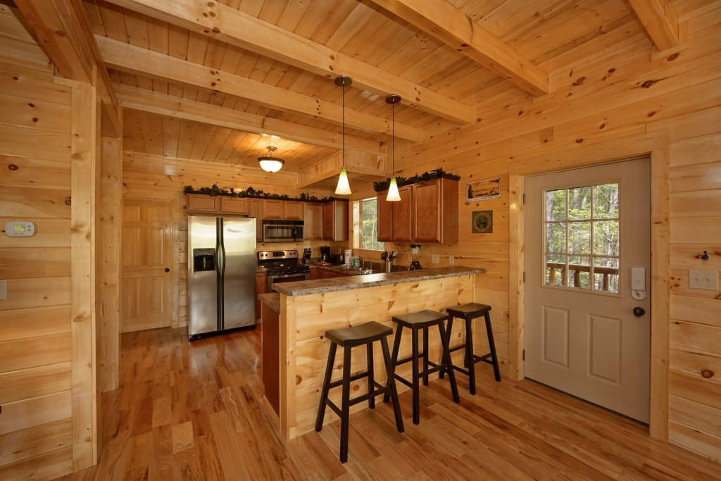 Photo of a Gatlinburg Cabin named Cherokee Charm - This is the twelfth photo in the set.