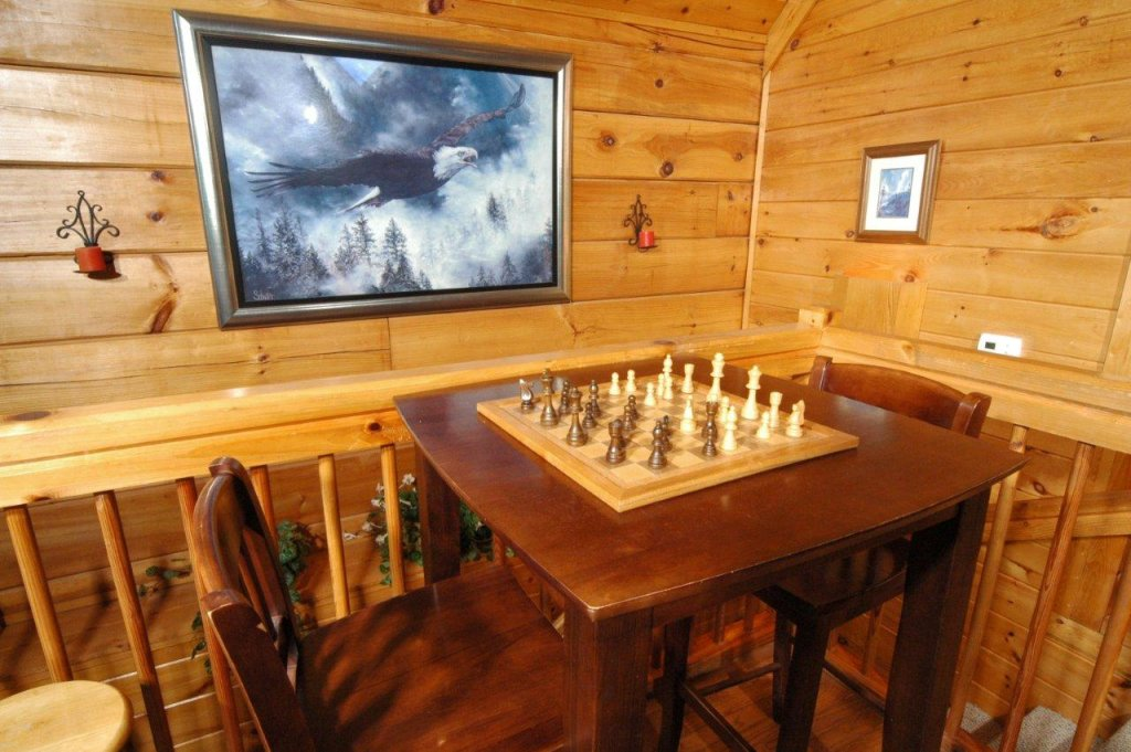 Photo of a Gatlinburg Cabin named Eagle's Nest #379 - This is the thirteenth photo in the set.